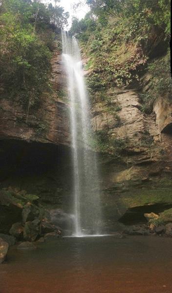 cachoeira da roncadeira To