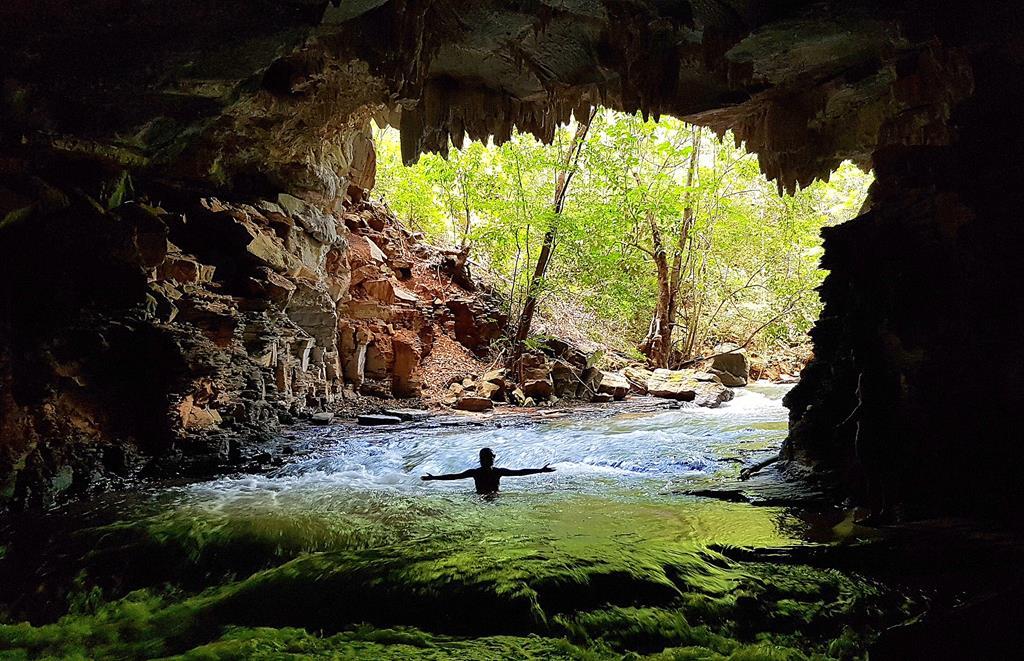 caverna lapa rio das pedras