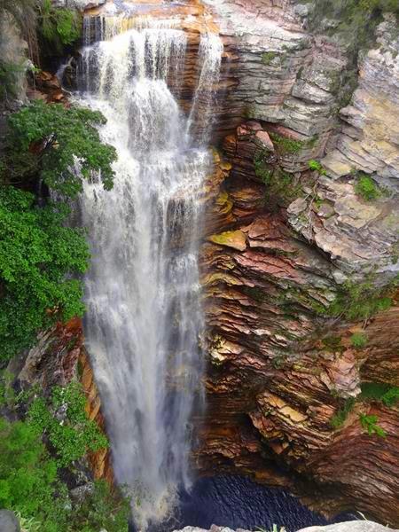 mirante cachoeira do buracao