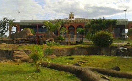 palácio Araguaia em Palmas