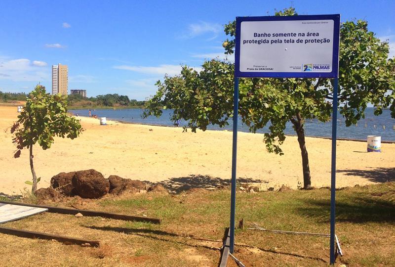 proteção nas praias que fazer em palmas