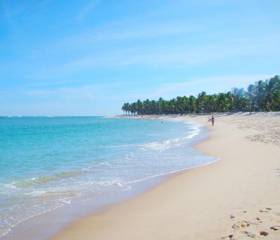 praias do litoral sul de alagoas