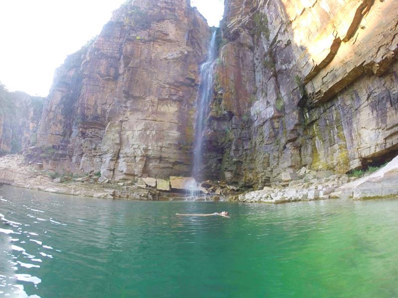 canyons capitolio lago de furnas capa
