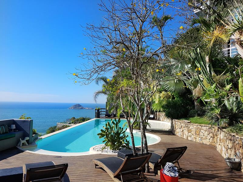 la suite by dussol piscina maravilhosa