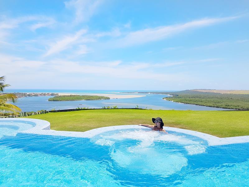 gungaporanga hotel piscina hidro