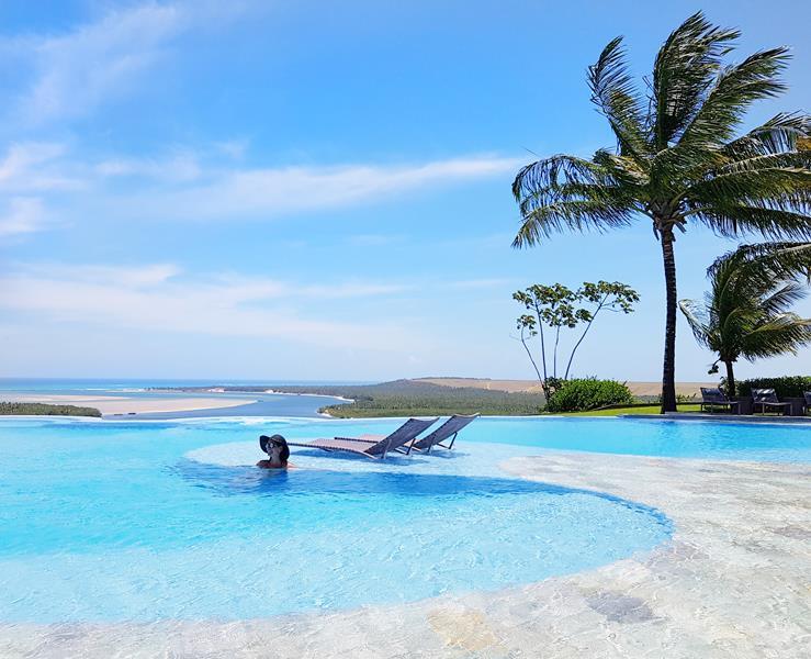 gungaporanga hotel piscina