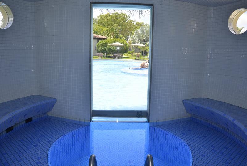 gungaporanga hotel sauna