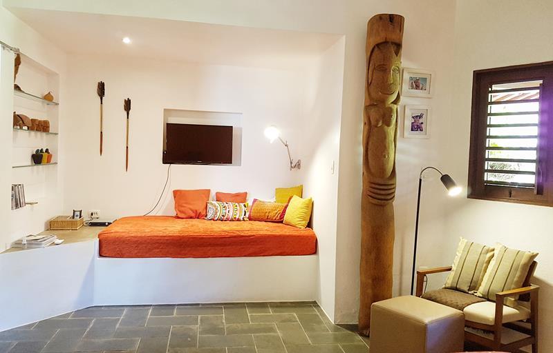 pousada cote sud bangalo charme cama extra