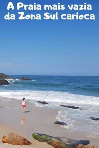 Praia do Vidigal salve no pinterest