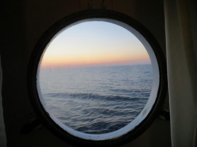 Escotilha do Majesty of The Seas