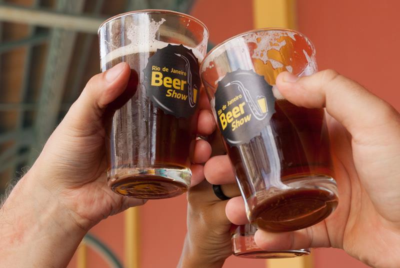 rio de janeiro beer show brinde