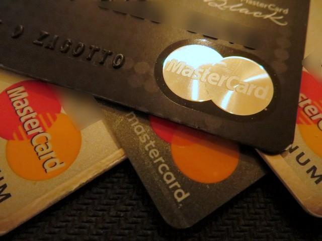 cartões mastercard platinum black