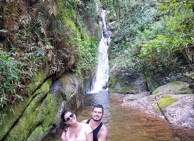 quinta cachoeira do passeio