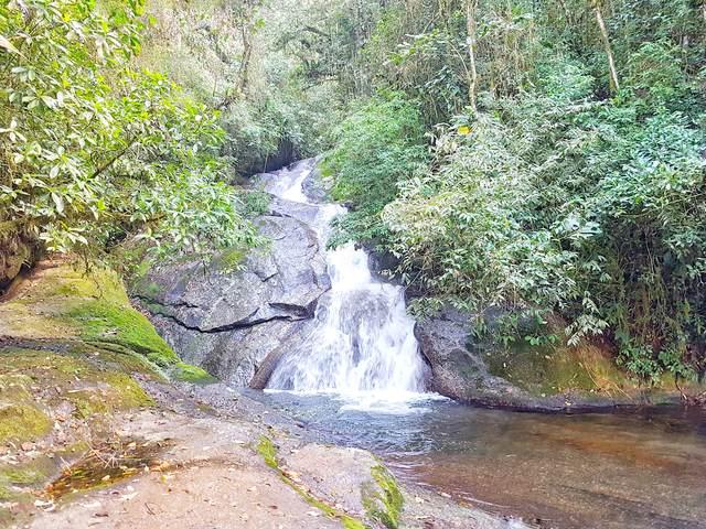 sexta cachoeira do passeio