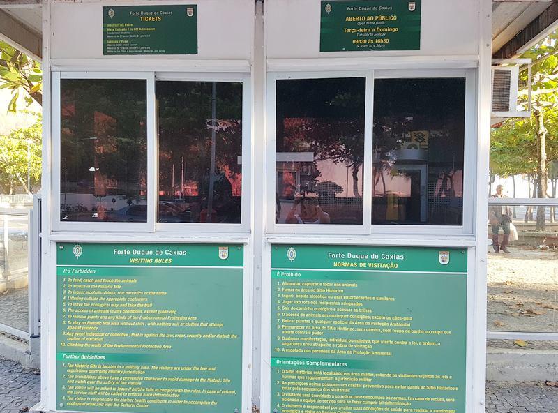 cabine de venda de ingressos