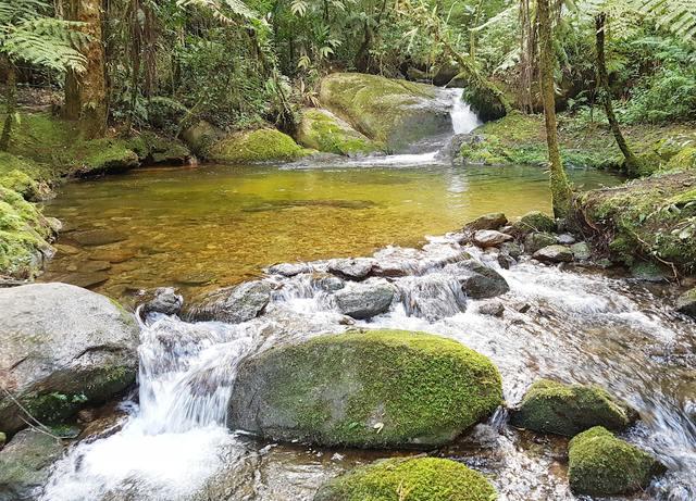 Segunda cachoeira