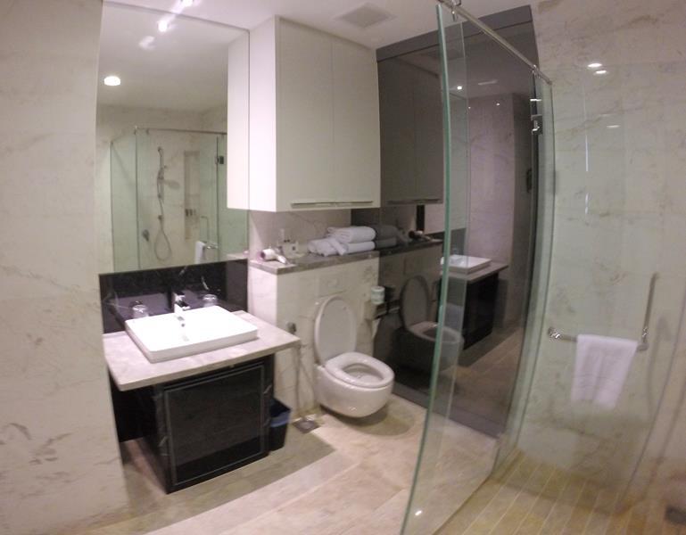 banheiro do nosso quarto