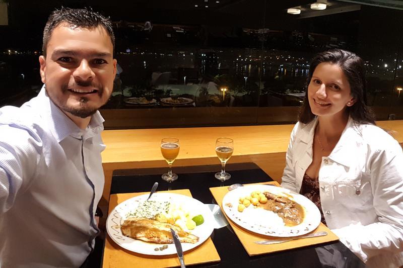 jantar romantico no scotton