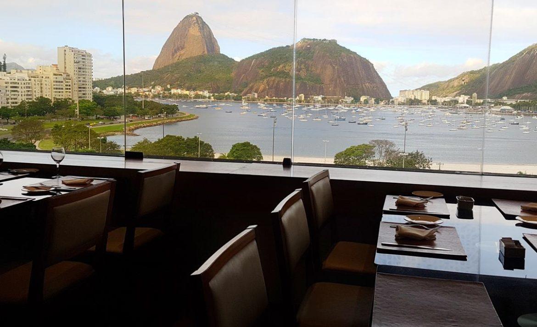 Vista do restaurante scotton