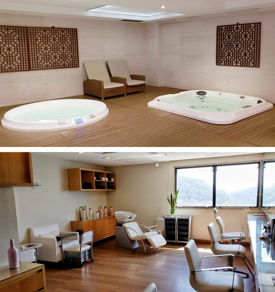 Spa hilton copacabana