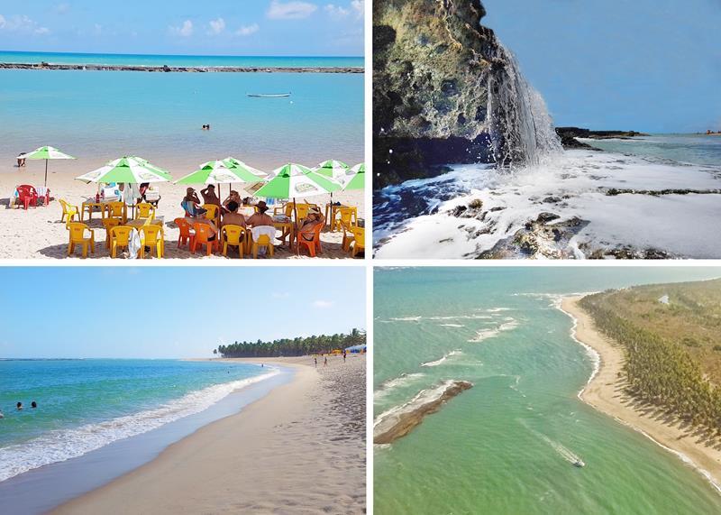 litoral sul alagoas praias