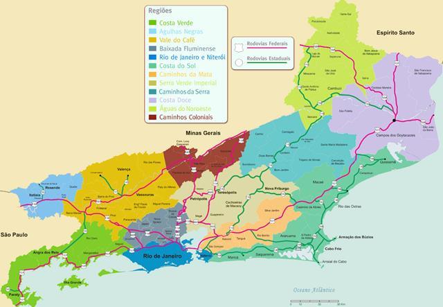 municipios do rio de janeiro