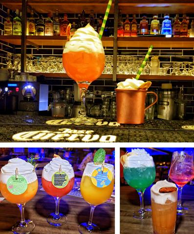 drinks do 4e5bar barra da tijuca
