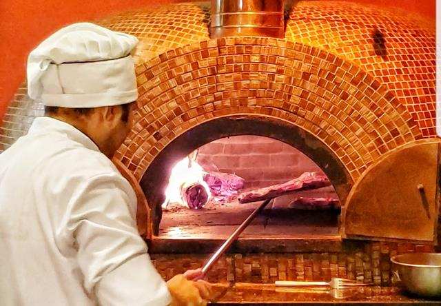 forno a lenha pizzaria pappa jack