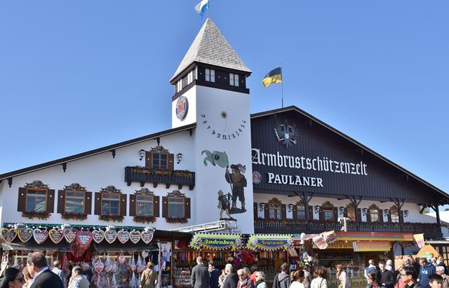 Oktoberfest Munique Paulaner