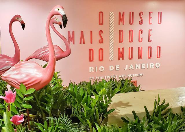 chega ao rio o museu mais doce do mundo