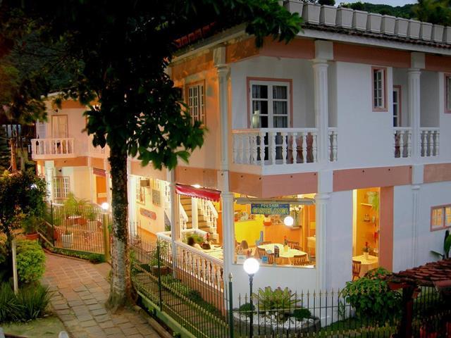 Pousada Casa Blanca Abraao Ilha Grande