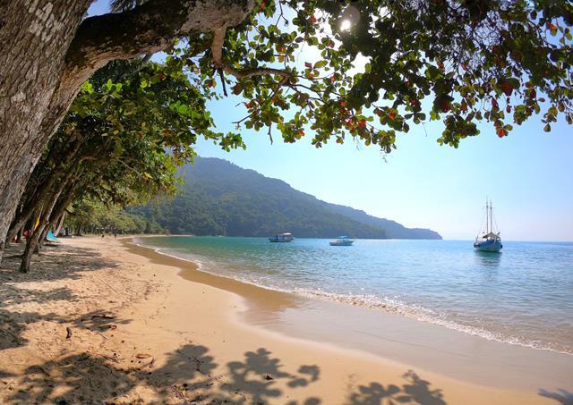 Belissima Praia do Pouso