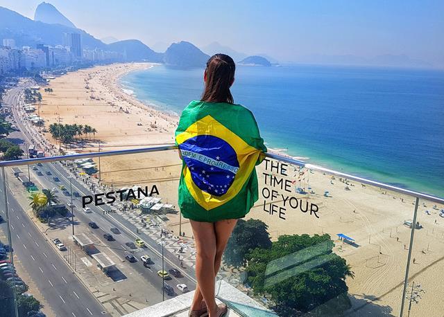Pestana Hotel Group comemora 20 anos no Brasil