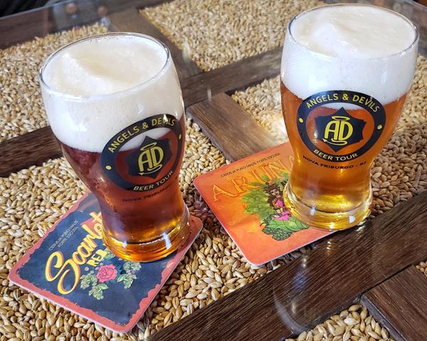 angels & devils craft beer nova friburgo