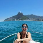passeio de lancha com a rio island boat tour