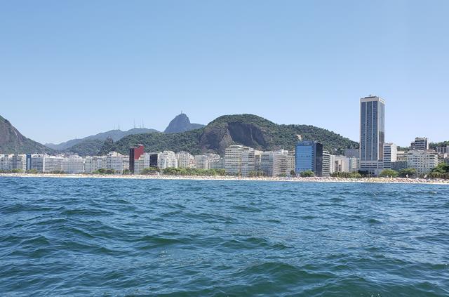 passeio de lancha orla de copacabana