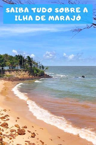 Ilha Marajo Pinterest