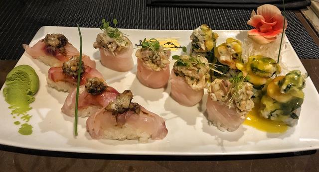 Onde comer Sushi em Belem