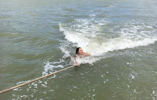 passeio de barco em Algodoal