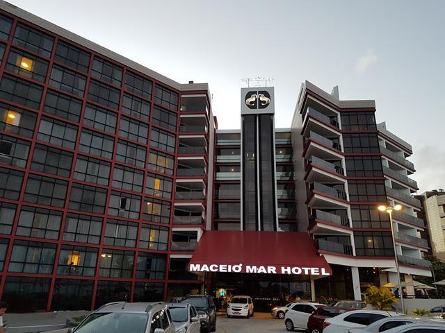Predio Maceio mar hotel