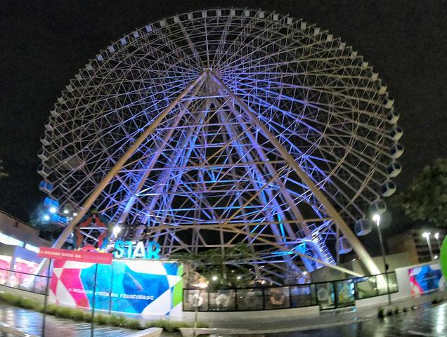 roda gigante carioca