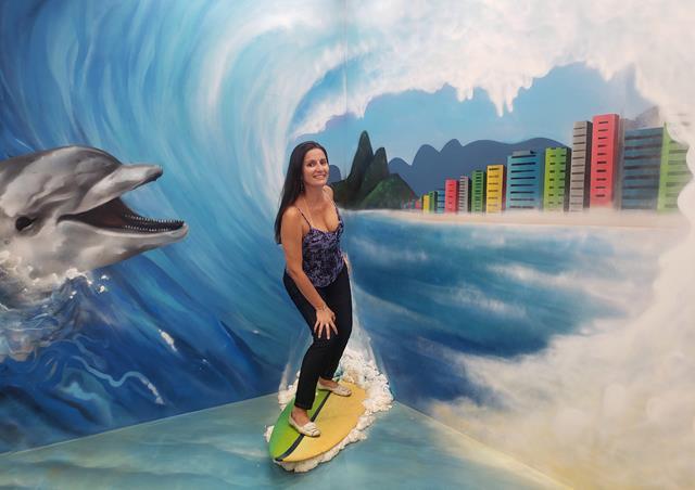 Surf em ipanema rio illusion