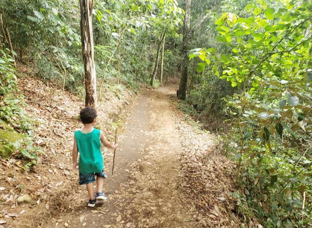 inicio da trilha