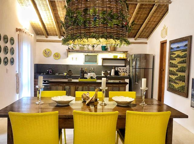 Cozinha villa orire