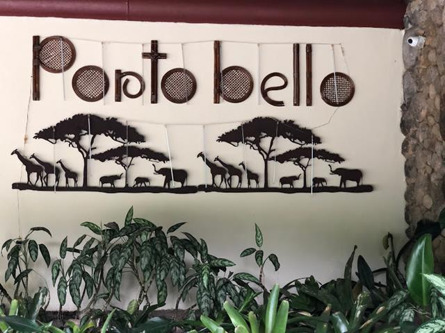 logo do Portobello Resort arvores animais