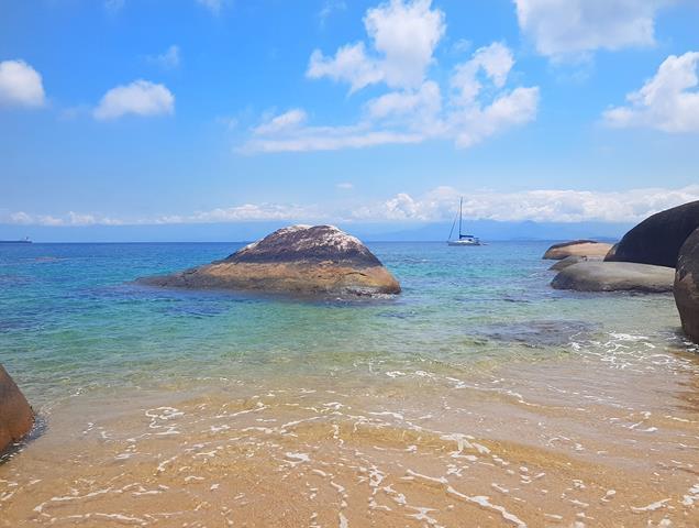 Praia de Itaguacu