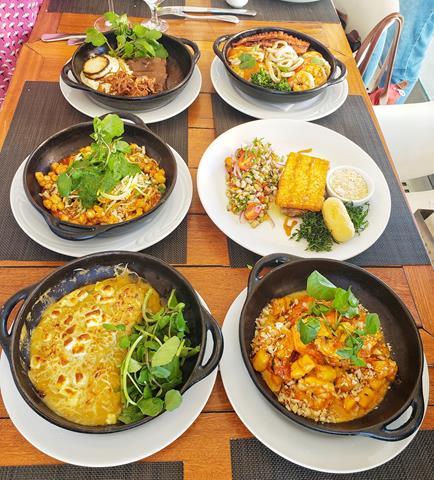 Restaurante Mauá  Pratos principais