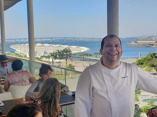 chef Marcones Deus
