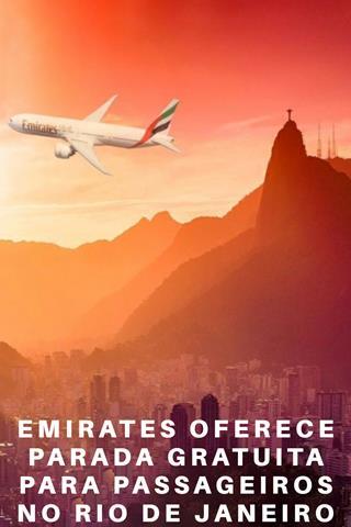 Stopover emirates rio de janeiro pinterest