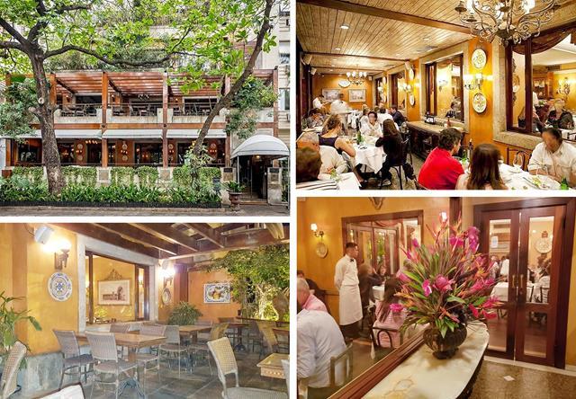 Ambientes restaurante artigiano